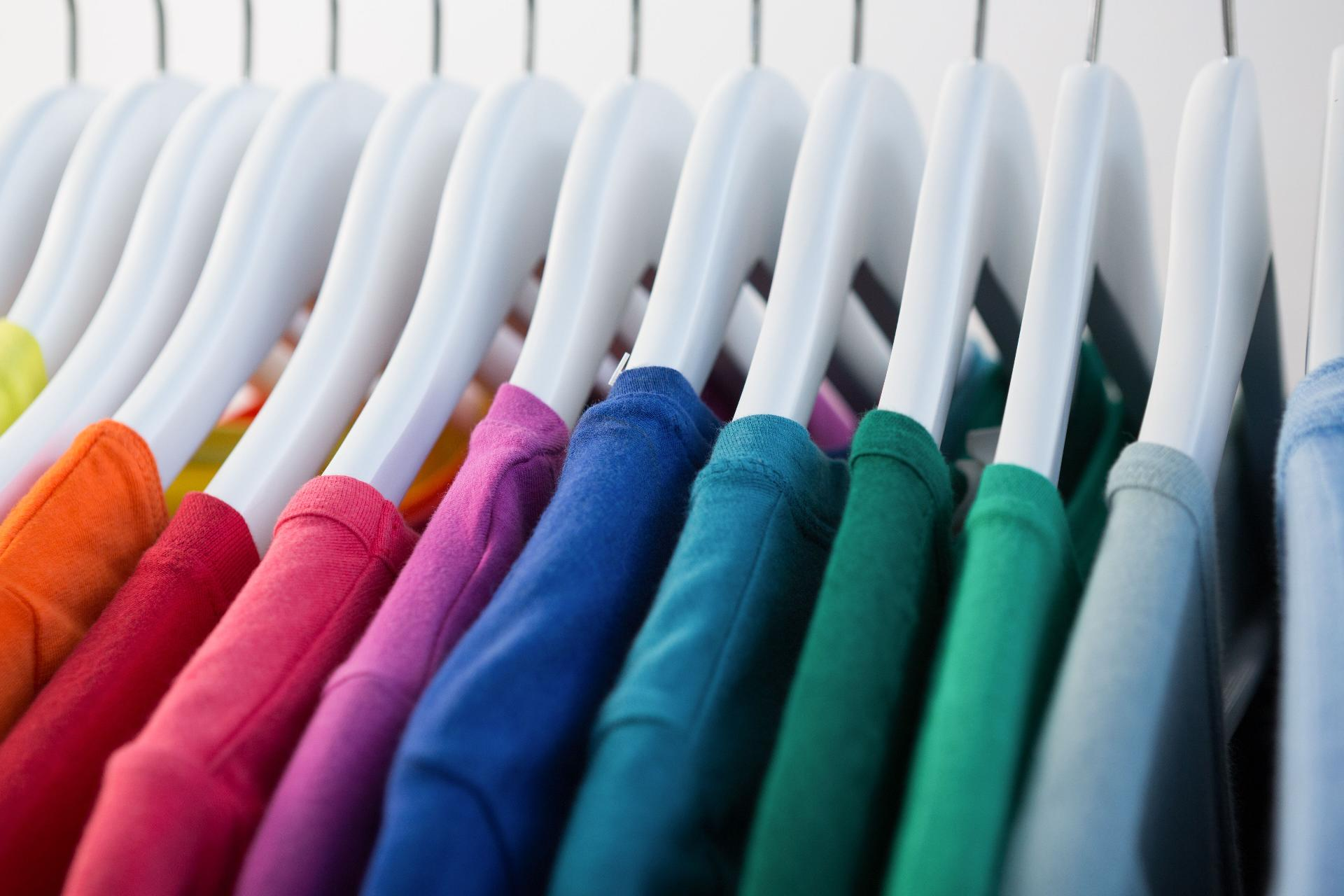 This is a picture a line of colourful jumpers for an article called Why product competitive analysis is essential for all stakeholders by Octopus Competitive Intelligence Competitor Analysis focused on creating certainty